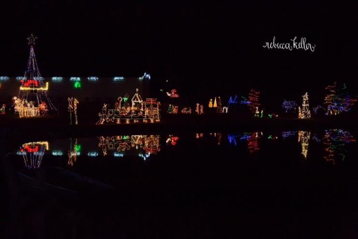Favorite Raleigh Neighborhoods to Look at Christmas Lights