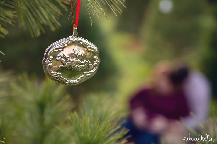 christmas tree farm maternity photography raleigh_1846