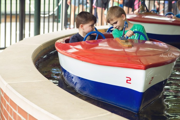 pullen park boats